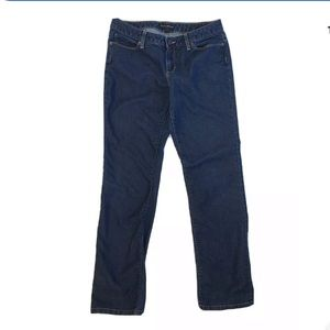 Banana Republic Straight Leg Jeans 10R /30